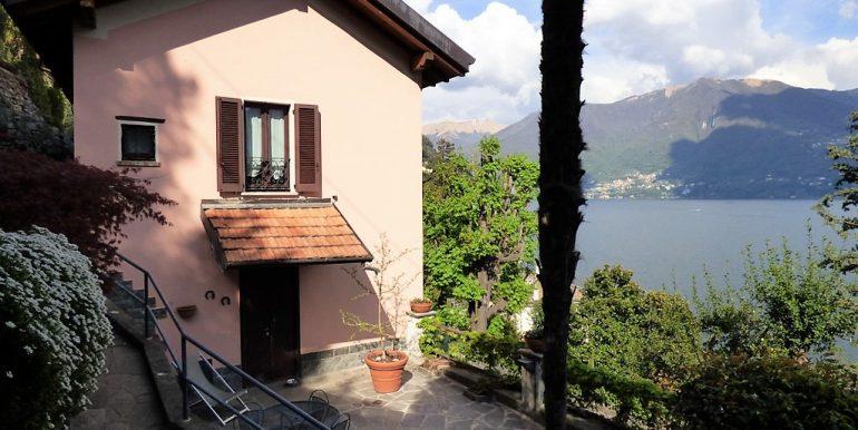 Moltrasio Front Lake House