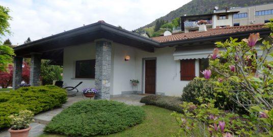 Villa Castiglione D'Intelvi Lake Como with garden