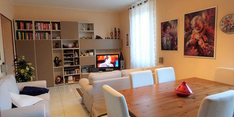 Aparment Menaggio - Living room