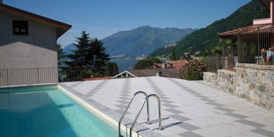 Lake Como Gera Lario Residence with Swimming Pool