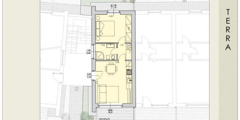 Lake Como Gera Lario Apartment with Swimming Pool - Plan E
