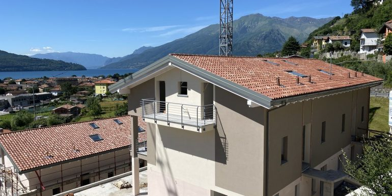 Apartments Domaso Residence with Swimming Pool on 2 floors