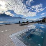 Apartments Residence with Swimming Pool Lake Como Gera Lario