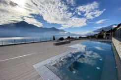 Apartments Residence with Swimming Pool Lake Como Gera Lario
