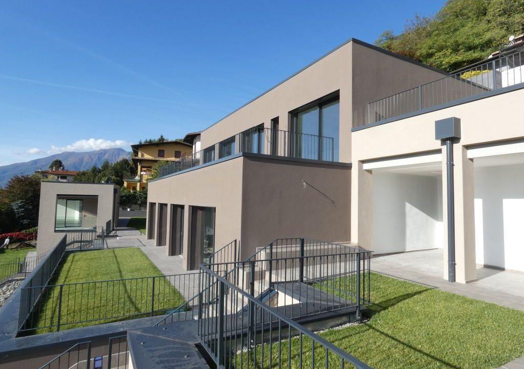 Apartments  Residence with Swimming Pool Lake Como Gera Lario lake view