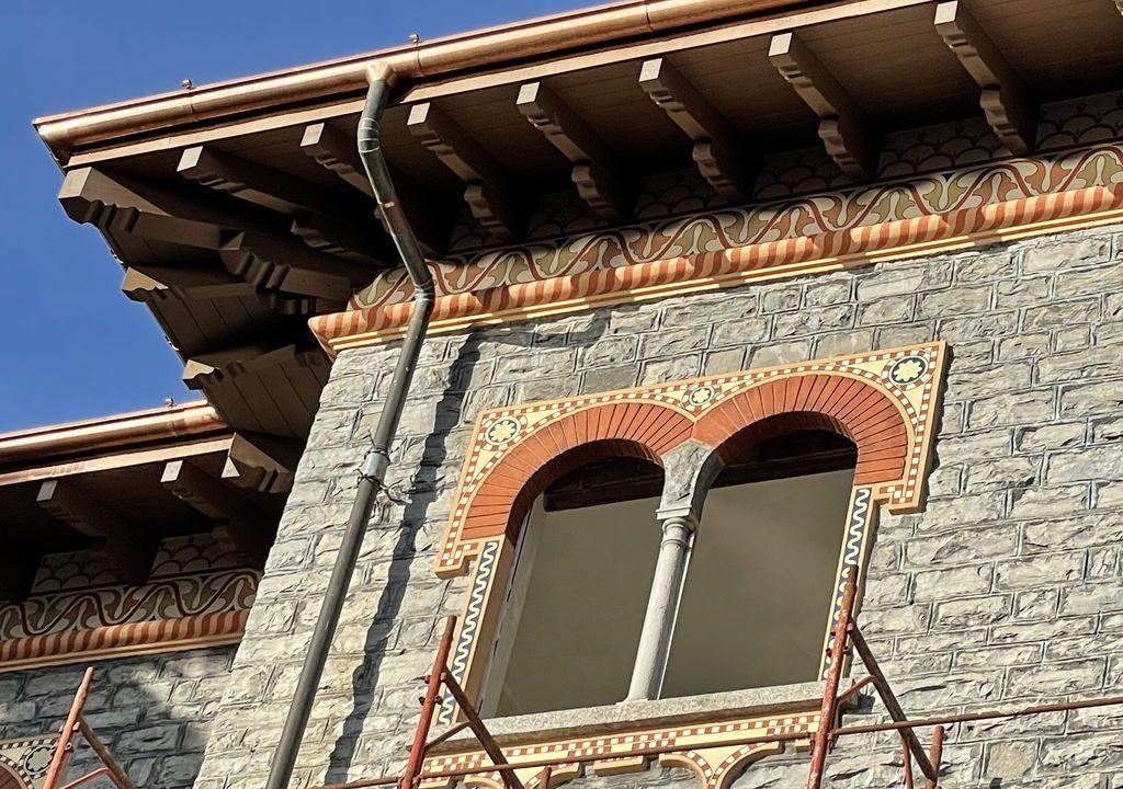 Menaggio Lake Como Apartments in Period Villa- details