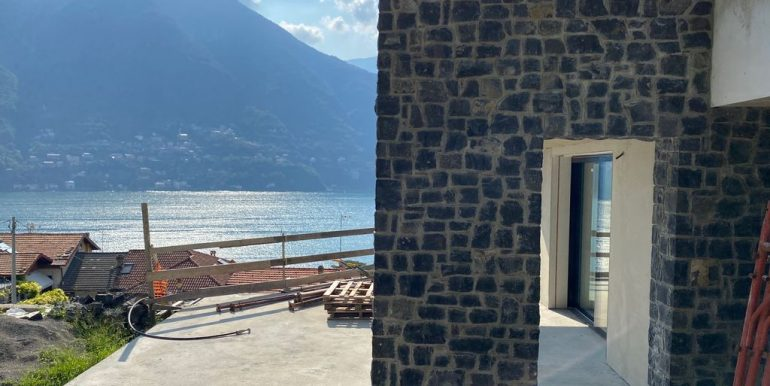 Laglio Residence of Modern Design with Lake Como View - garden