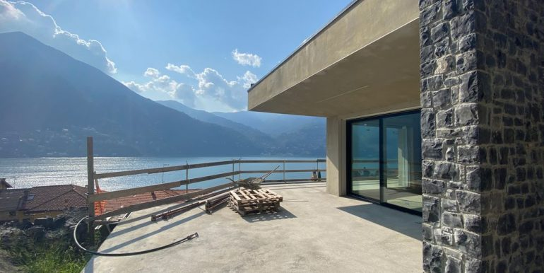 Laglio Residence of Modern Design with Lake Como View - sunny
