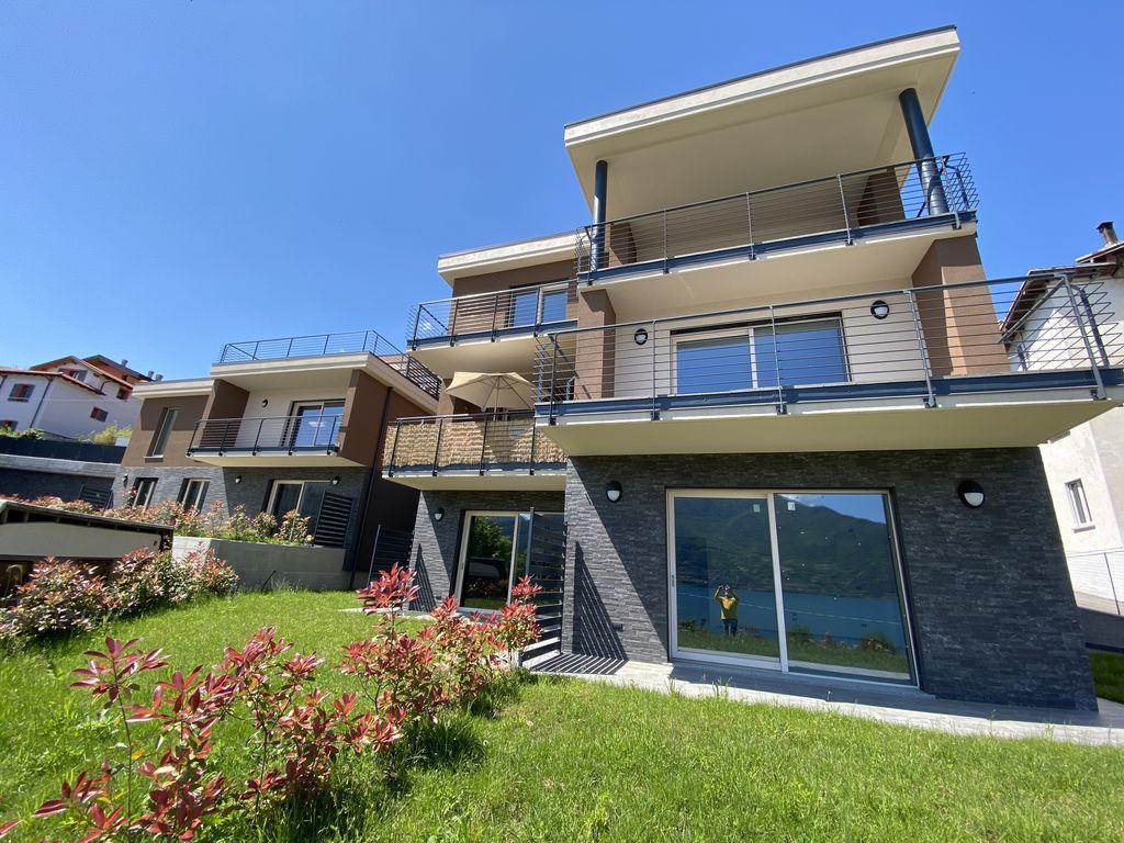 Modern apartments Lake Como Pianello del Lario