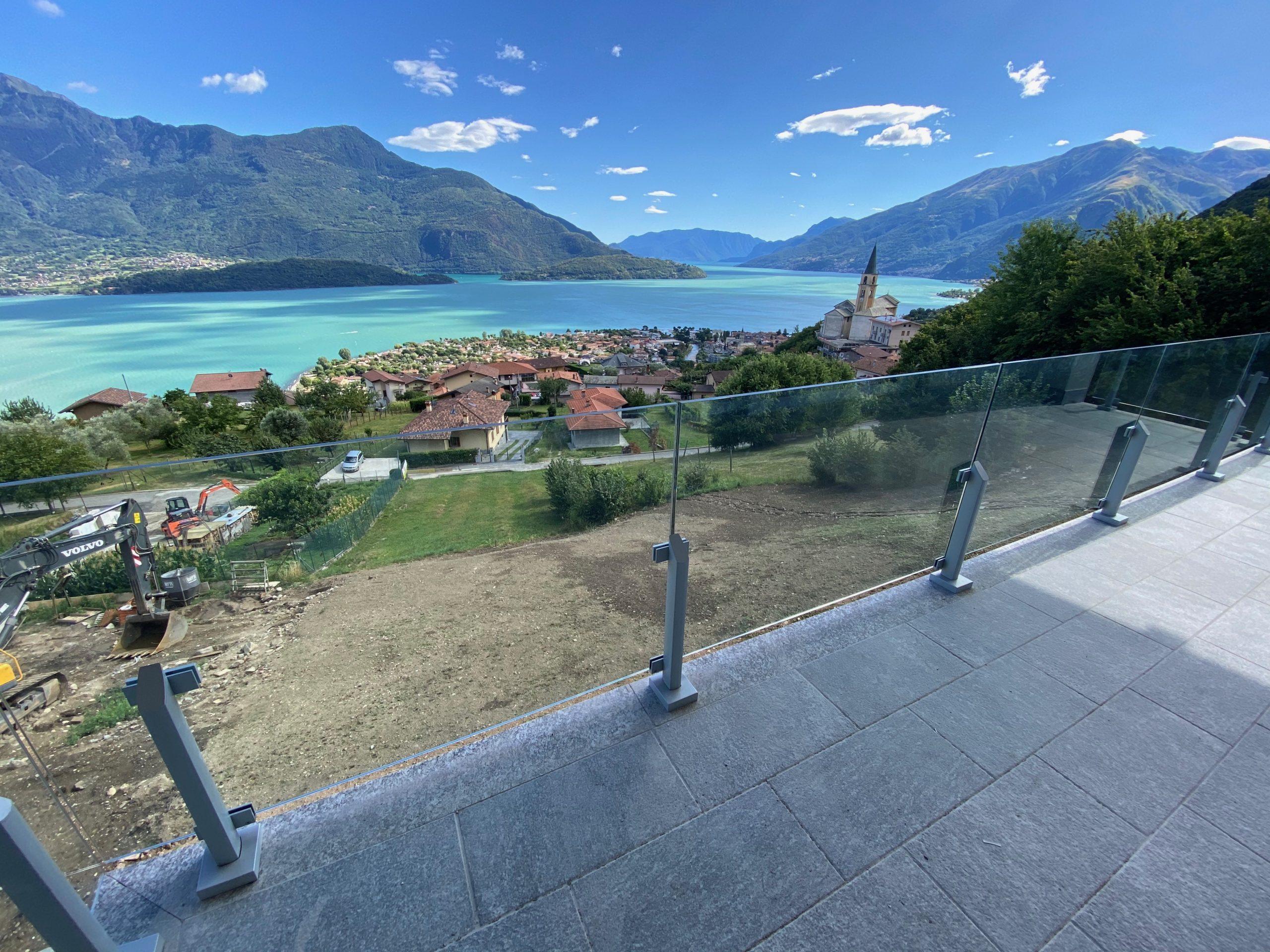 Brand New Apartments for Sale Lake Como Domaso