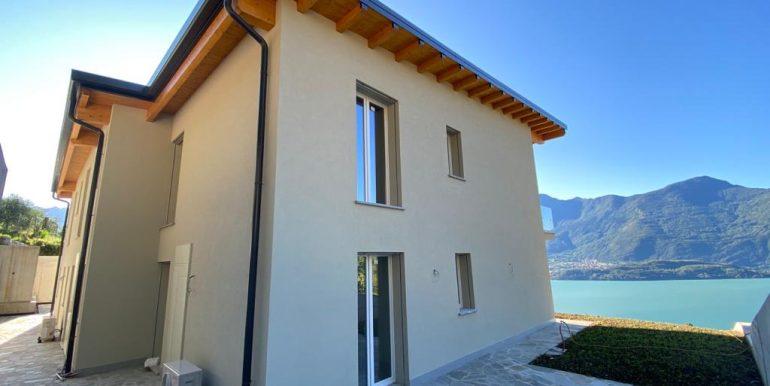 Apartments Residence with Pool Vercana Lake Como - outside