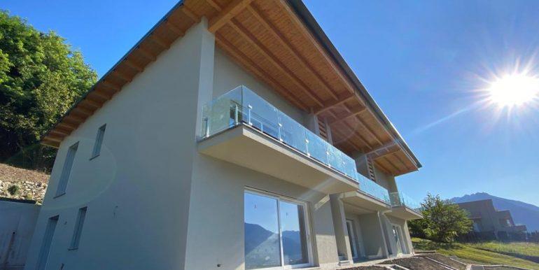 Apartments Residence with Pool Vercana Lake Como - new