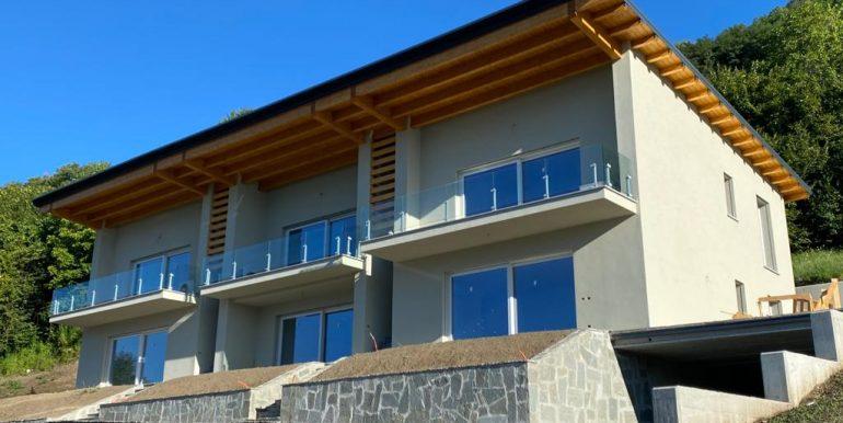 Apartments Residence with Pool Vercana Lake Como -