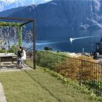 Lake Como Tremezzina Modern apartments with swimming pool - view