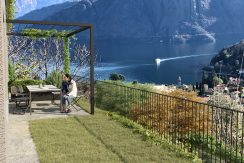 Lake Como Tremezzina Modern apartments with swimming pool - view