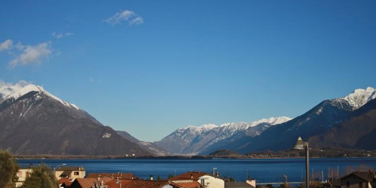 Lake Como Domaso Apartments with lake view