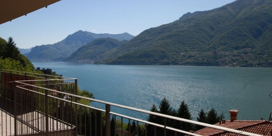 Lake Como Dorio New Apartment Lake View