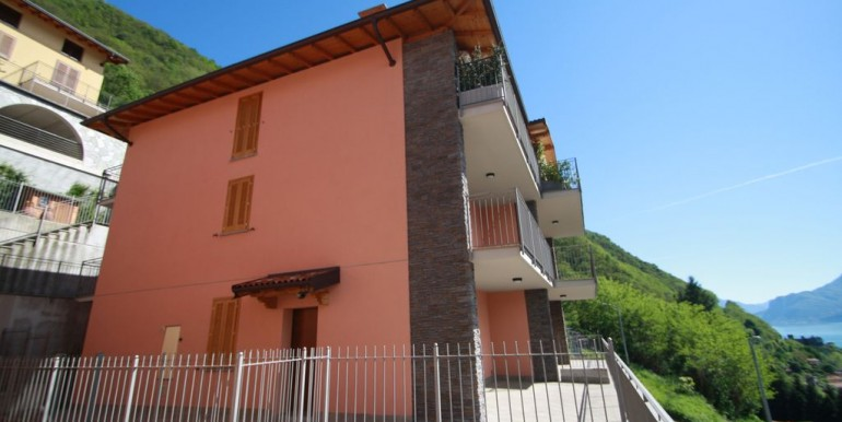 Lake Como Dorio New Apartments Lake View