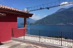 Lake Como Pianello Lario Apartments with Pool