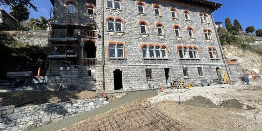 Menaggio Lake Como Apartments in Period Villa