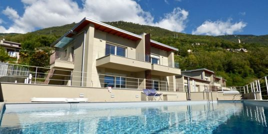 Gera Lario Modern Apartments in Residence with Pool