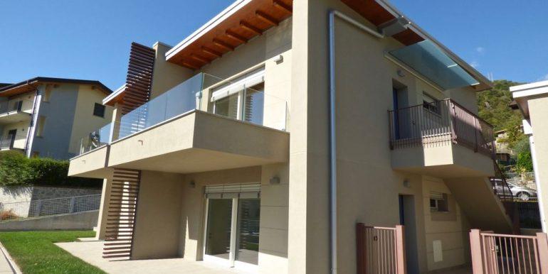 Apartment Lake Como Gera Lario with  solarium