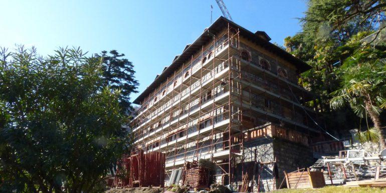 Menaggio Lake Como Apartments in Period Villa sunny