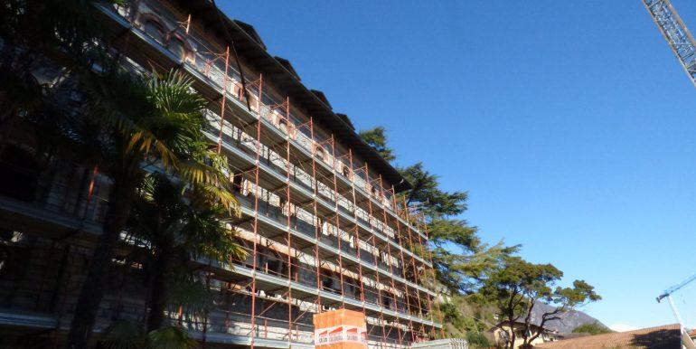 Menaggio Lake Como Apartments in Period Villa - garage