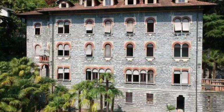 Menaggio Lake Como Apartments in Period Villa - unique