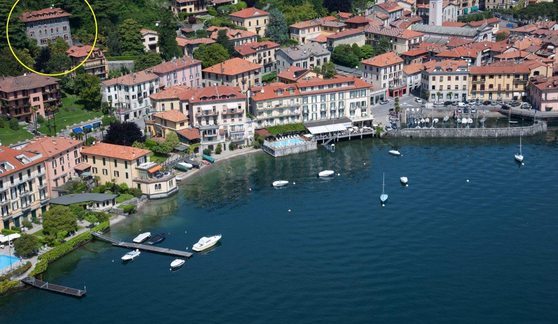 Menaggio Lake Como Apartments in Period Villa - cose to the lake