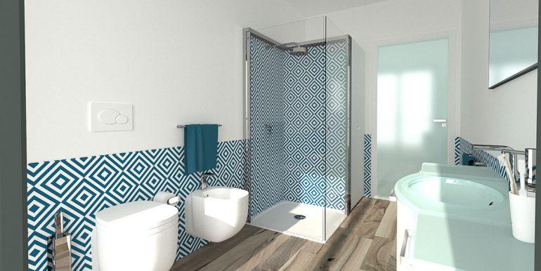Bathroom - Lake Como