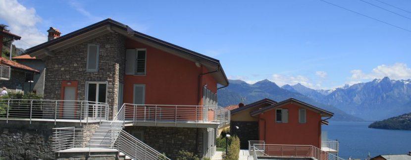 Apartments Pianello del Lario Brand New