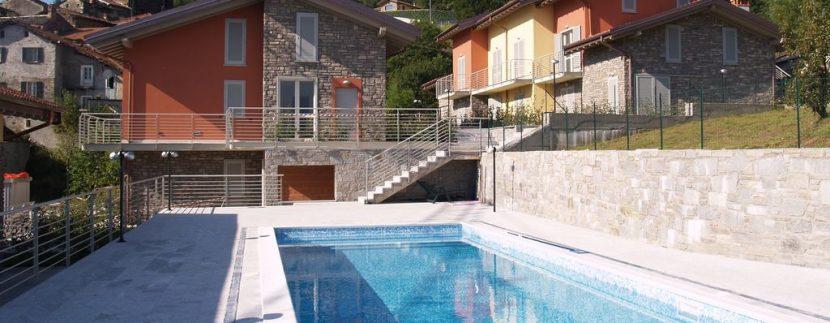 Apartments Residence with Pool Pianello del Lario Lake Como