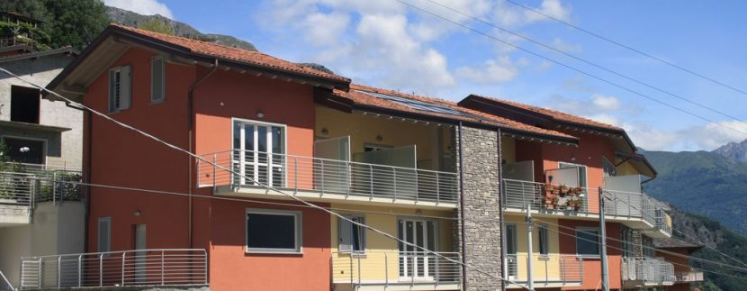 Apartments Pianello del Lario excellent finishes