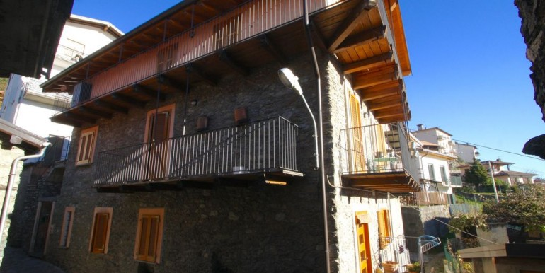 Lake Como Domaso Furnished Apartment with Lake View