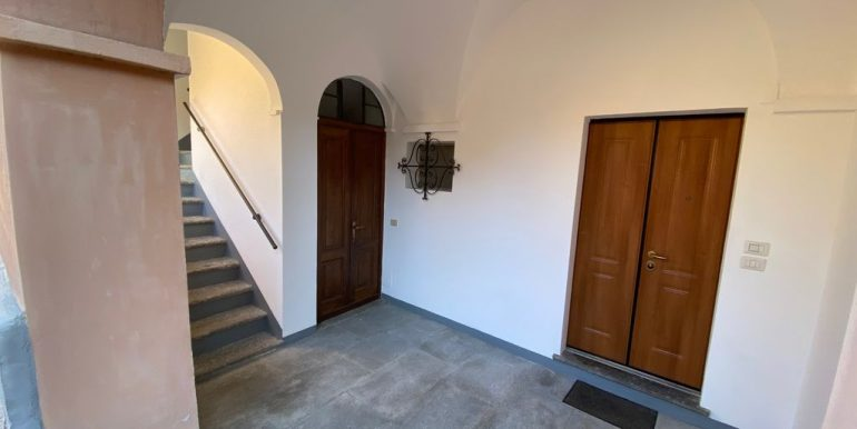 Bellagio Apartment with Lake Como View - entrance