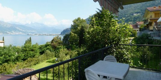Lake Como Bellano Apartment with Lake View