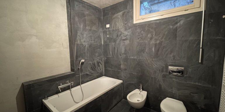Apartment Residence with Pool Lake Como Pianello Lario - bagno