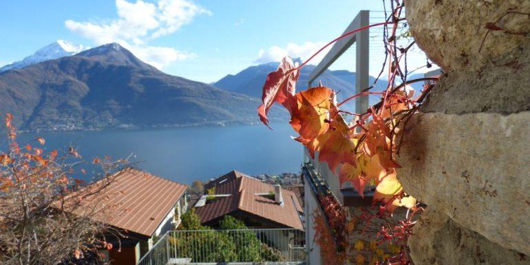 Apartment Residence with Pool Lake Como Pianello Lario - esterno