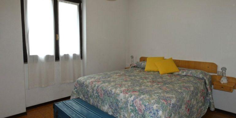 Apartment Domaso  - bedroom