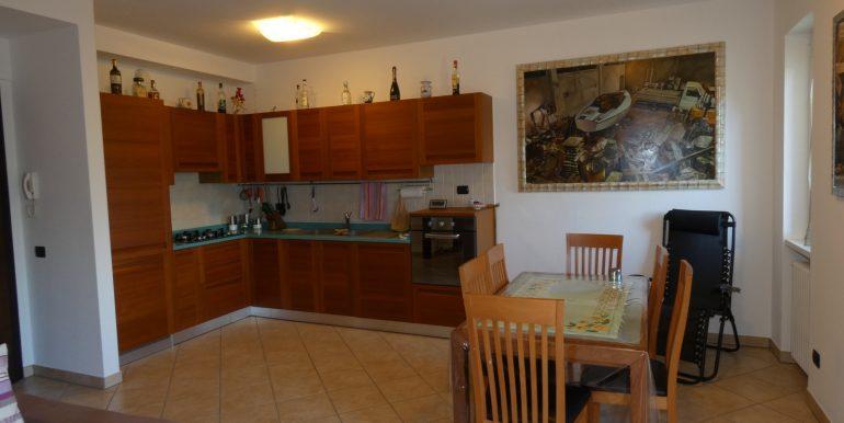 Apartment Domaso Lake Como - kitchen