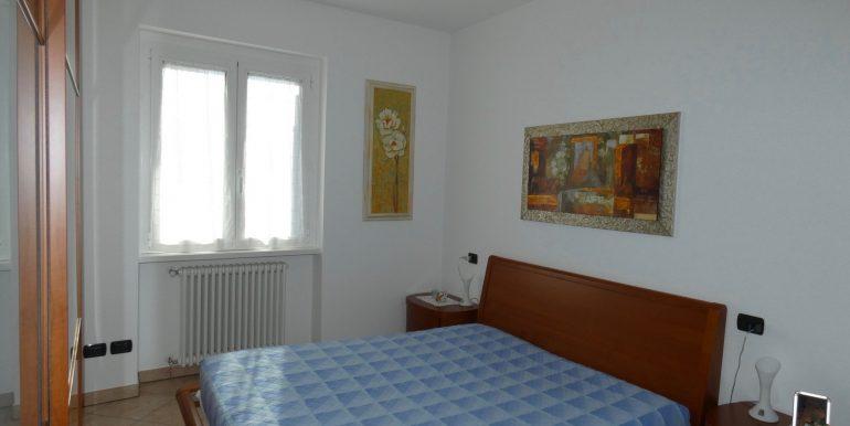 Apartment Domaso Lake Como - bedroom