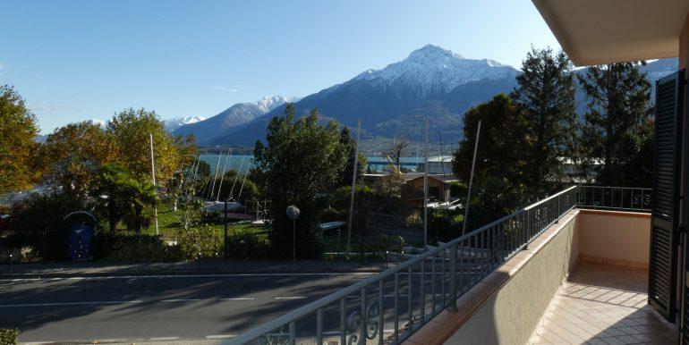 Apartment Domaso Lake Como with terrace