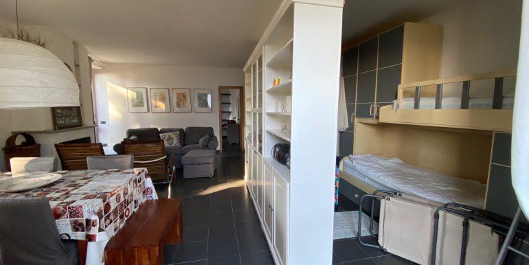 Apartment Directly on Lake Como Domaso furnished