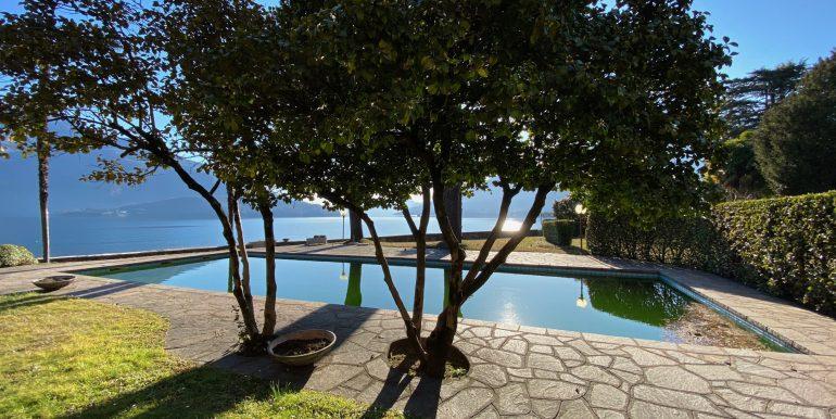 Apartment Directly on Lake Como Domaso Lake Como