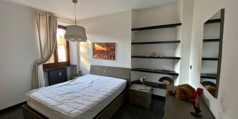 Apartment Directly on Lake Como Domaso - bedroom