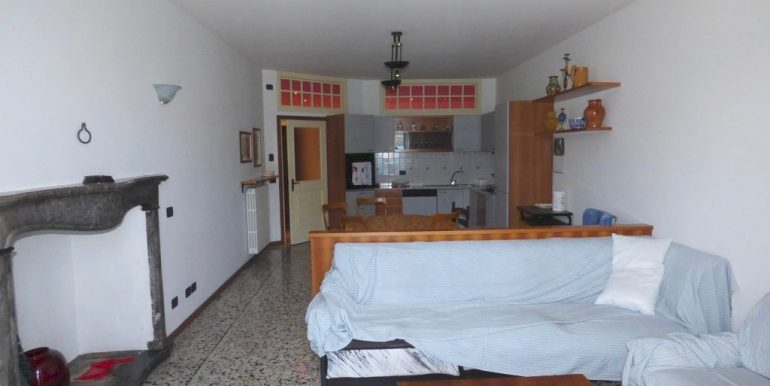 Domaso Apartment first floor