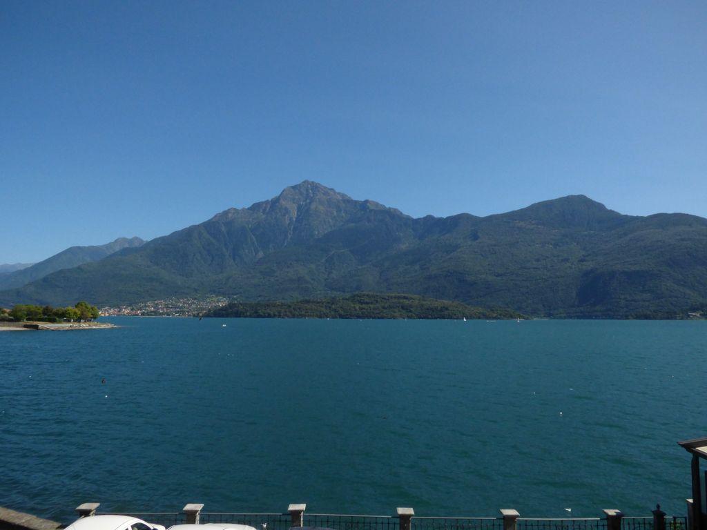 Domaso Apartment Front Lake Como