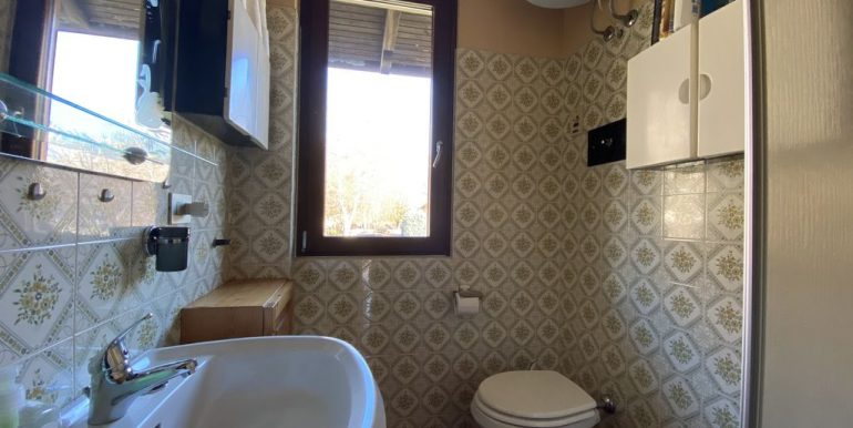Domaso Apartment Direct Access to the Lake - bathroom