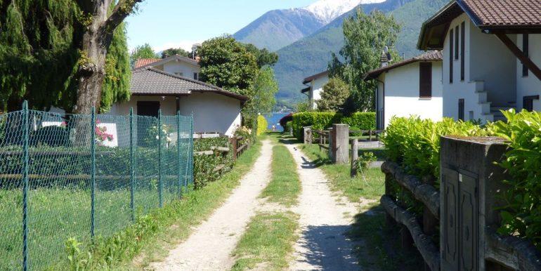 Domaso Apartment - access to the lake